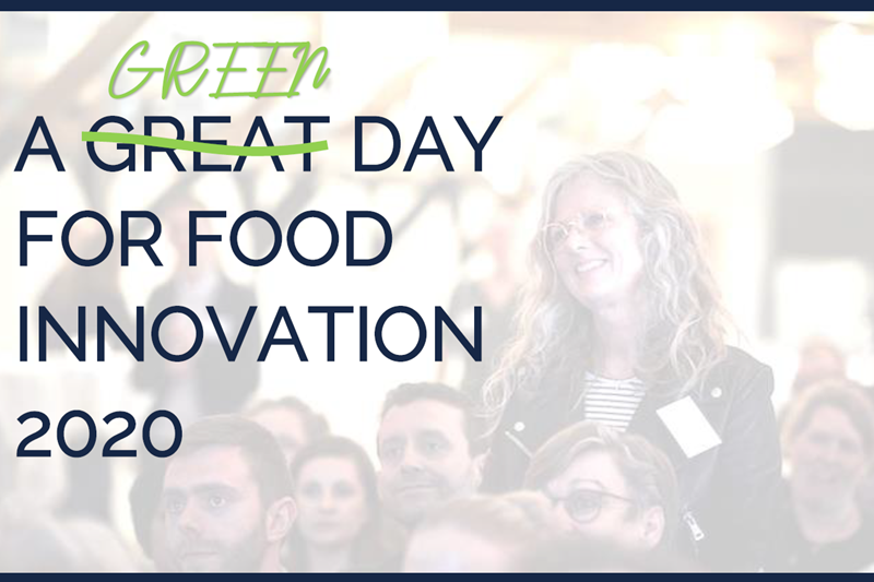 A Green Day for Food Innovation